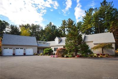 Somers Single Family Home For Sale: 99 Hampden Road