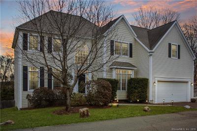 Norwalk Single Family Home For Sale: 1 Silvermine Ridge