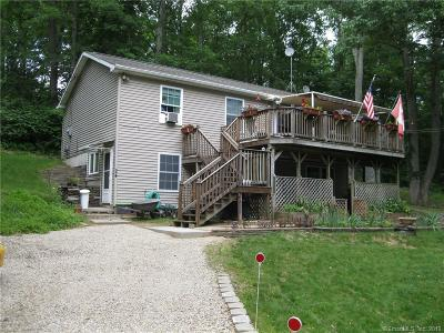 Coventry Single Family Home For Sale: 24 Ridgewood Trail