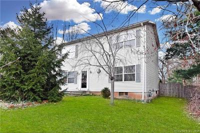 Wethersfield Single Family Home For Sale: 97 Wells Road