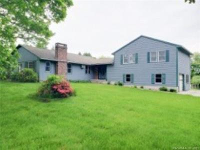 Pomfret Single Family Home For Sale: 205 Angel Road