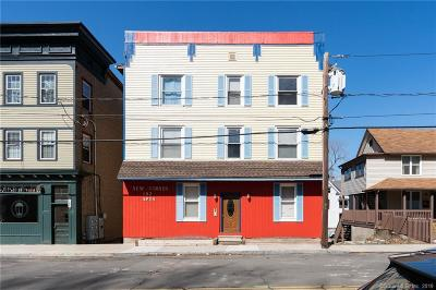 Naugatuck Multi Family Home For Sale: 178 North Main Street