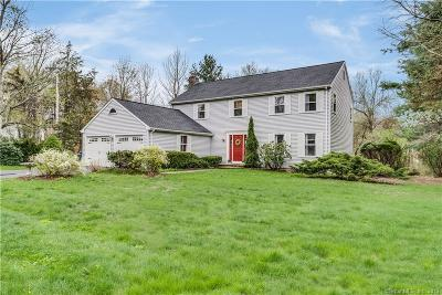 Cheshire Single Family Home For Sale: 3 Brookfield Court