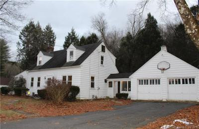 Barkhamsted Single Family Home For Sale: 32 Riverton Road