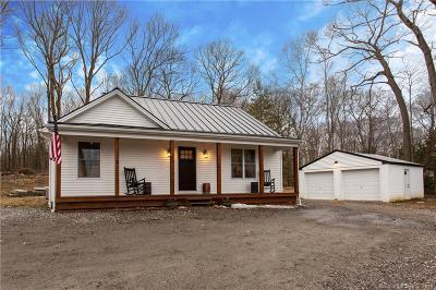 Litchfield Single Family Home For Sale: 165 Campville Road