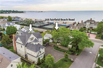 Fairfield Single Family Home For Sale: 168 Fairfield Beach Road