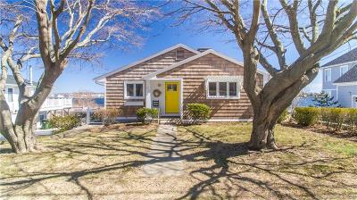 New London Single Family Home For Sale: 474 Pequot Avenue