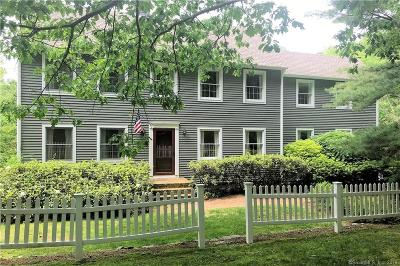 Harwinton Single Family Home For Sale: 51 North Road