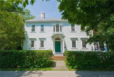 Suffield Single Family Home For Sale: 155 South Main Street