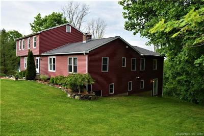 Litchfield Single Family Home For Sale: 593 Northfield Road
