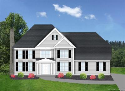 Avon Single Family Home For Sale: 63 Princeton Drive