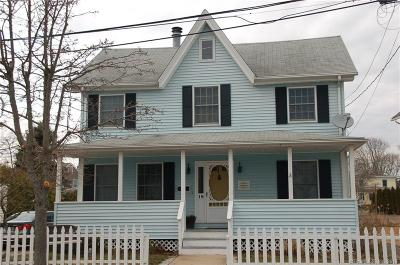 Stonington Single Family Home For Sale: 19 Church Street
