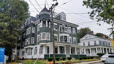 Norwich Multi Family Home For Sale: 170 Broadway