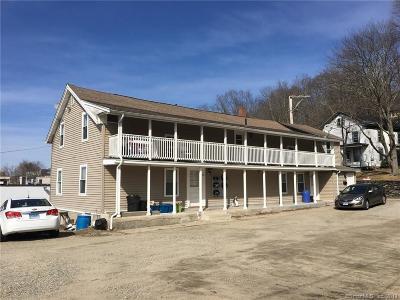 Putnam Multi Family Home For Sale: 52 School Street