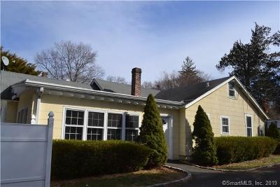 Westport Single Family Home For Sale: 28 Treadwell Avenue