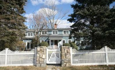 Stamford Single Family Home For Sale: 1569 Newfield Avenue