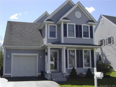 Wallingford Single Family Home Show: 63 Olde Village Circle #63