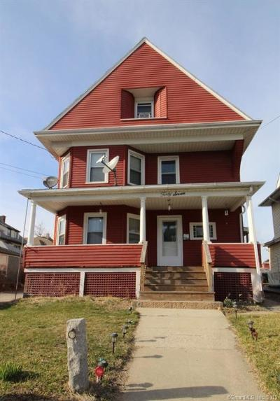 New London Single Family Home For Sale: 47 Perry Street