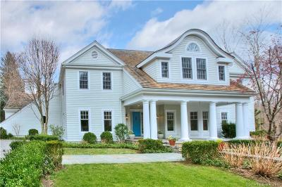 New Canaan Single Family Home For Sale: 279 Rosebrook Road