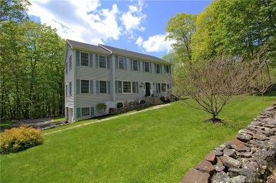 Danbury Single Family Home For Sale: 69a Ball Pond Road