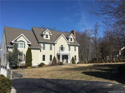 Trumbull Single Family Home For Sale: 23 Settlers Ridge Drive