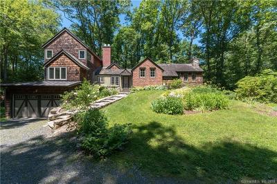 Redding Single Family Home For Sale: 65 Wayside Lane