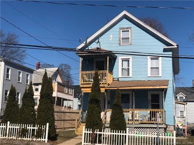 New London Multi Family Home For Sale: 845 Bank Street