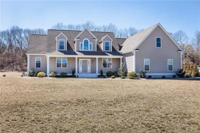 Madison Single Family Home For Sale: 79 Wildcat Springs Drive