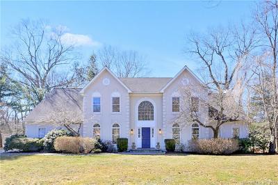 Fairfield Single Family Home For Sale: 905 Flintlock Road