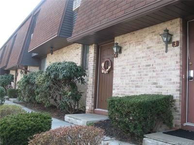 Stamford Condo/Townhouse For Sale: 146 Cold Spring Road #4