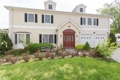 Stamford Single Family Home For Sale: 12 Longview Avenue