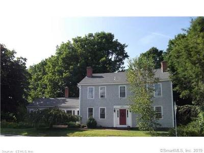 Somers Single Family Home For Sale: 471 Springfield Road