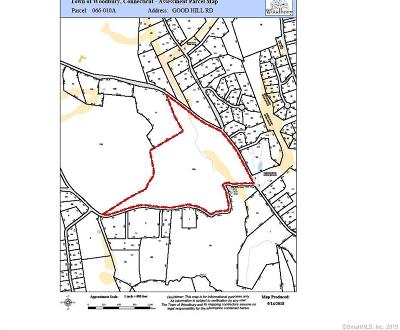 Woodbury Residential Lots & Land Show: 250 Good Hill Road