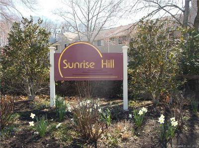 Norwalk Condo/Townhouse For Sale: 186 Sunrise Hill Road