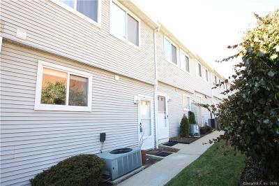 Stamford Condo/Townhouse For Sale: 511 West Main Street #8