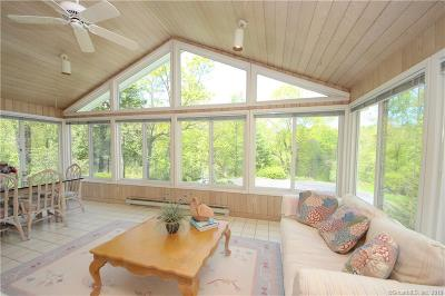Stamford Single Family Home For Sale: 198 Woodchuck Road