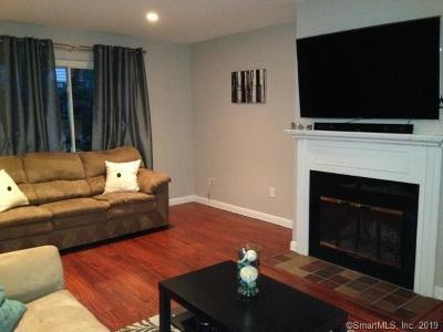 Norwalk Condo/Townhouse For Sale: 1 Horizon Drive #12