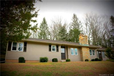 Durham Single Family Home For Sale: 78 Foot Hills Road