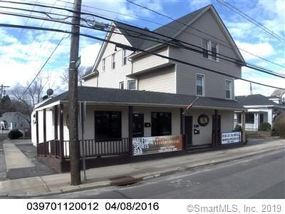 Waterbury Multi Family Home For Sale: 1980 East Main Street