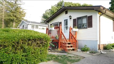 Coventry Single Family Home For Sale: 31 Morin Avenue