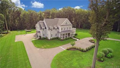 Ridgefield Single Family Home For Sale: 2 Pump Lane