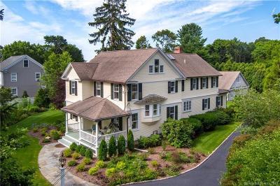 Madison Single Family Home For Sale: 4 Grove Avenue