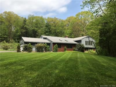 Canton Single Family Home For Sale: 286 Barbourtown Road