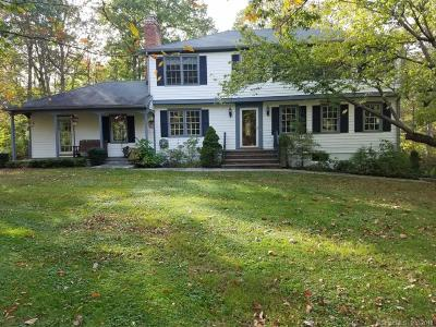Wilton Single Family Home For Sale: 58 Ledgewood Drive