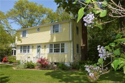 Madison Single Family Home For Sale: 18 Salem Road