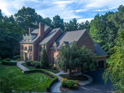 Avon Single Family Home For Sale: 59 Lord Davis Lane