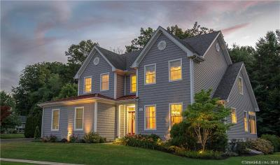Cheshire Single Family Home For Sale: 1 Alyssa Drive