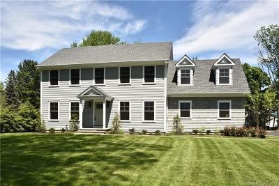Norwalk Single Family Home For Sale: 136 West Rocks Road