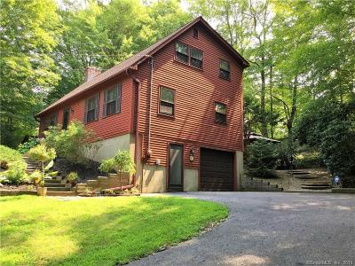 Coventry Single Family Home For Sale: 44 Old Eagleville Road