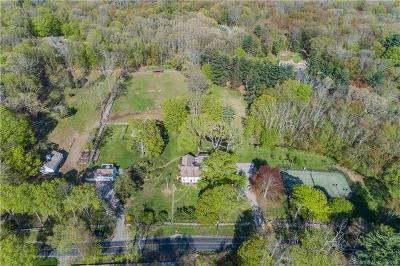 Easton Single Family Home For Sale: 135 Redding Road